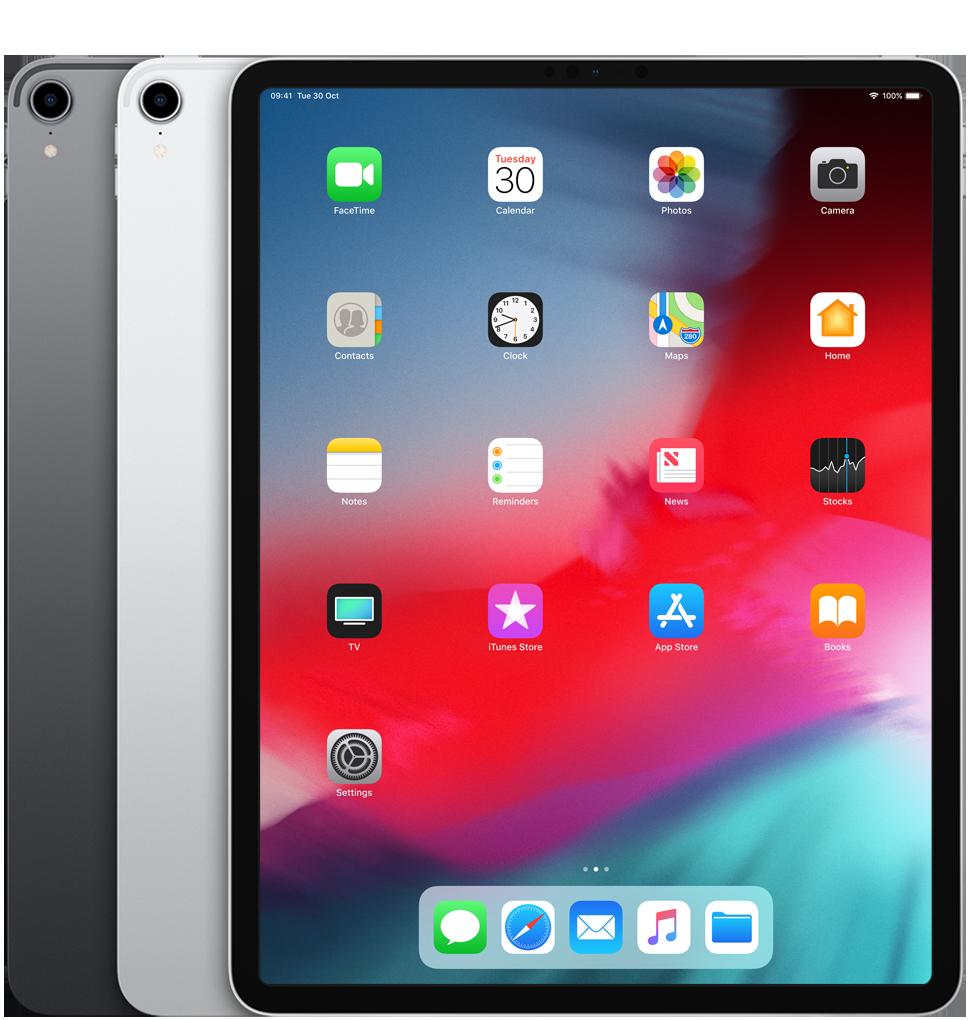 iPad Pro 12.9 3rd Gen (2018)